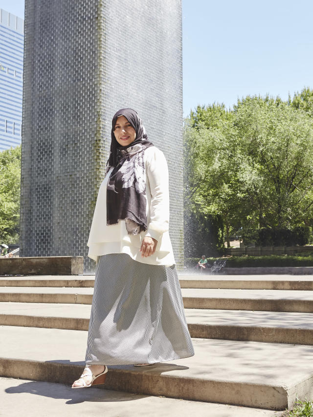 <p><b>Modest fashion is … </b> personal. Everyone has their own interpretation and opinion about what's modest and what they feel comfortable wearing.<br>(Photo: Jamie Berg for Yahoo Lifestyle) </p>