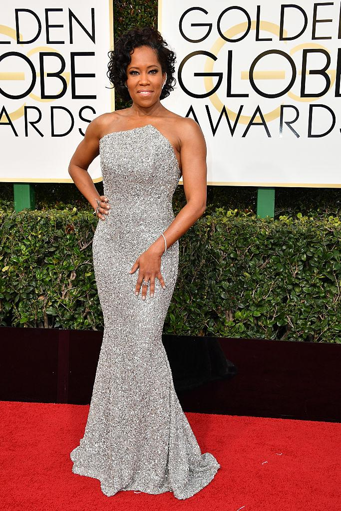 Regina King in Romona Keveza. (Photo: Getty Images)