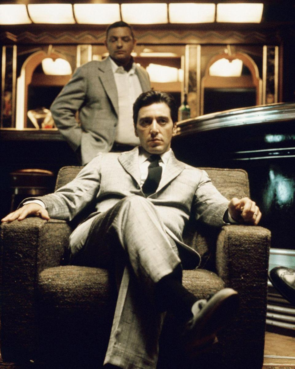 <p><strong><em>The Godfather Part 1 & 2 </em></strong></p><p>You can't separate these two masterpiece mob films set in New York City. You wouldn't want to upset Don Corleone, would you? </p>