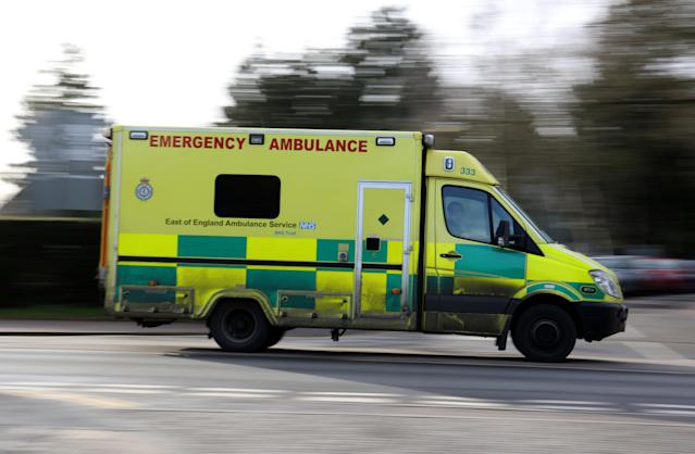 A paramedic has been struck off after making a string of inappropriate comments to a patient having a miscarriage (Picture: PA)