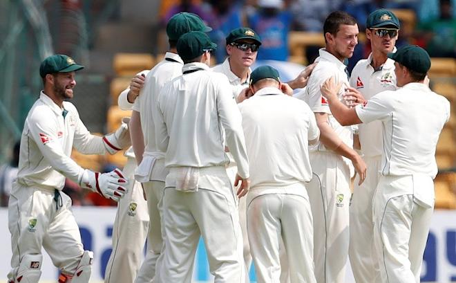 Josh Hazlewood, Australia, Starc, India, 2nd Test