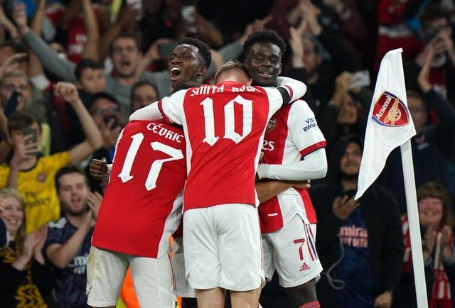 A much-changed Arsenal side progressed to round four