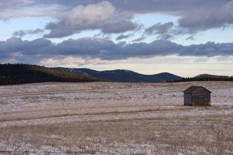 FILE - This 2007 file photo provided by South Dakota Magazine shows Reynolds Prairie in the Black Hills of South Dakota. An online campaign to raise money so Native American tribes in South Dakota can purchase land they consider sacred has gained steam with a growing list of celebrities backing the effort. P Diddy and Bette Midler have tweeted their support for the effort to purchase nearly 2,000 acres in the Black Hills of South Dakota. They join actor Ezra Miller and hip-hop producer Sol Guy, who appeared in a recent video online with drawing attention to the effort. (AP Photo/courtesy South Dakota Magazine, Bernie Hunhoff, File)