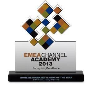 TRENDnet Awarded EMEA Home Networking Vendor of the Year