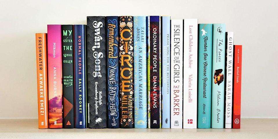 Photo credit: Women's Prize for Fiction