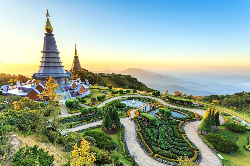 """Jumping up to the top spot this year is <a href=""""https://www.cntraveler.com/story/the-one-dish-to-eat-in-chiang-mai-thailand?mbid=synd_yahoo_rss"""" rel=""""nofollow noopener"""" target=""""_blank"""" data-ylk=""""slk:Chiang Mai"""" class=""""link rapid-noclick-resp"""">Chiang Mai</a>, the kind of place where, if you stick around for a couple days, locals will start recognizing you and saying hello. (Prepare to become friends with the guy selling bubble tea on the corner outside your Airbnb by day two.) Whether you explore the old town or enjoy street food at a communal table, you will encounter friendly, welcoming people. Little surprise, given that Thailand's entire marketing slogan is the """"land of smiles."""""""