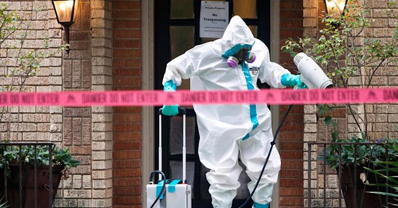 Texas college bans students from 'Ebola countries'