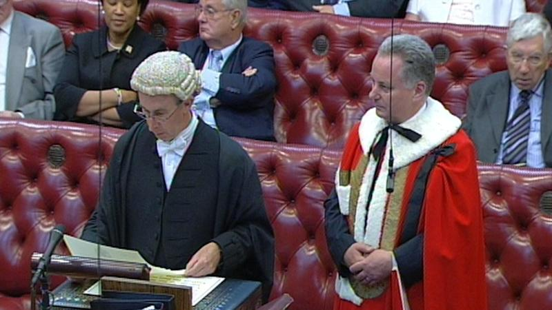 Lord McConnell: House of Lords membership is international embarrassment for UK