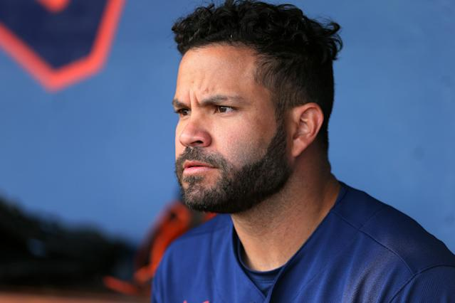 There are too many things surrounding Jose Altuve this season to make him worthy of his current ADP. (Photo by Rich Schultz/Getty Images)