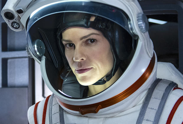 Inspired by real astronauts, Netflix sends Hilary Swank 'Away' to Mars