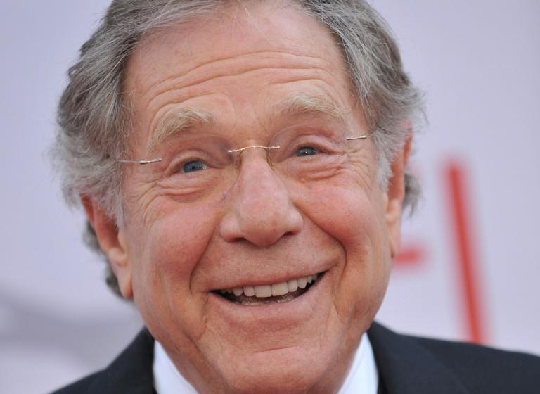 US actor George Segal in June 2010 at a Sony Studios event in Los Angeles