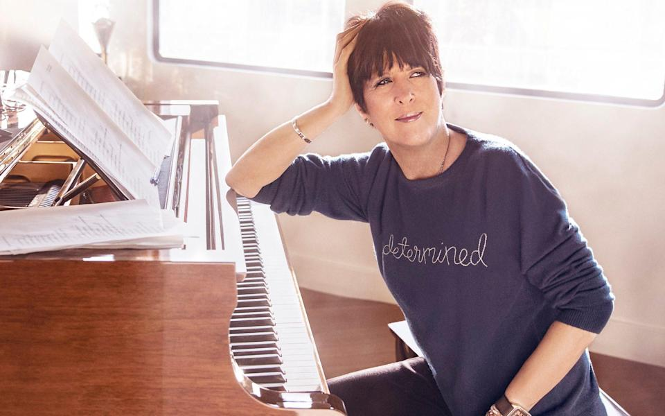 Diane Warren has won almost all the awards going – except one - Nick Spanos