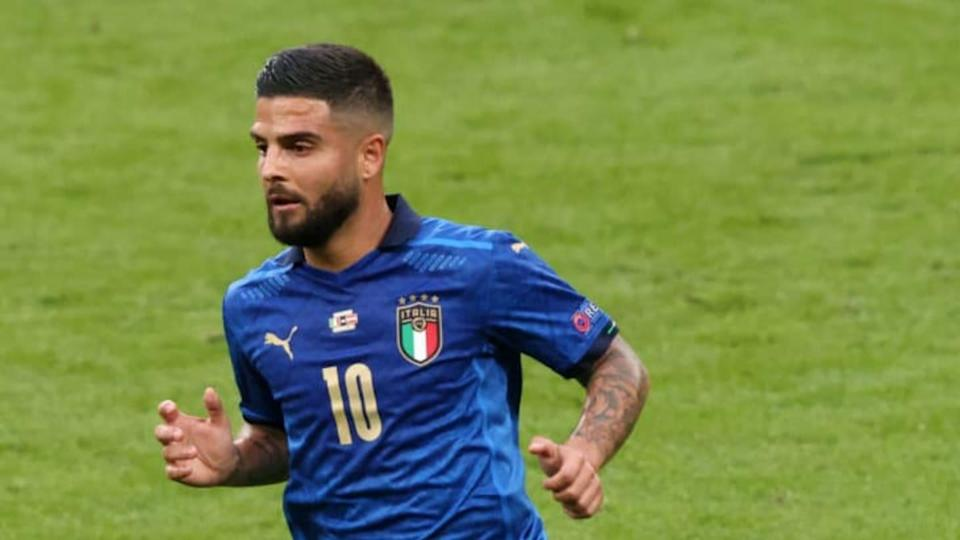 Insigne   Marc Atkins/Getty Images