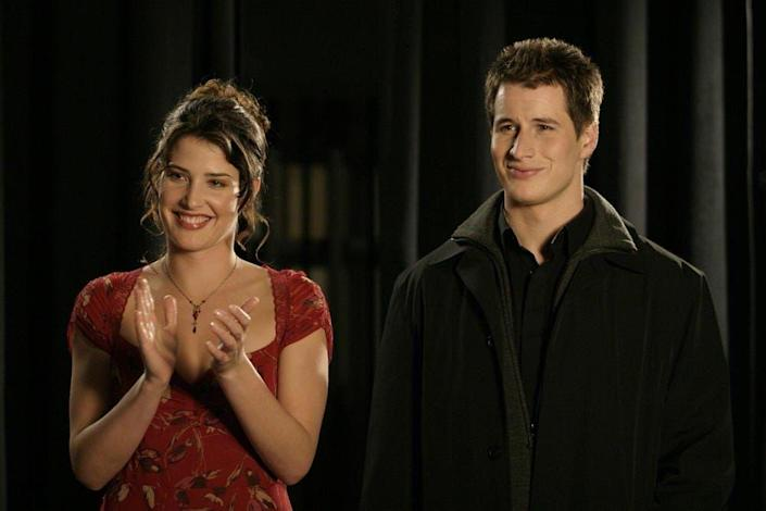 <p>In 2005, a few years before she would be known to Marvel audiences as Agent Maria Hill, Smulders was starring in the 2005 Canadian comedy <em>The Long Weekend</em>. Well now we know where Robin Scherbatsky was before <em>How I Met Your Mother...</em></p>