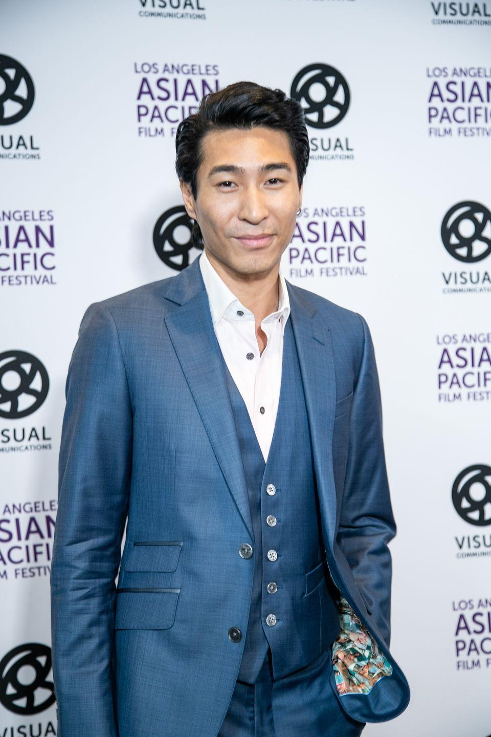 <p>The <em>Crazy Rich Asians</em> actor most recently went to <em>Palm Springs</em> for a Hulu film, but movie watchers probably wouldn't suspect he's actually a Melbourne native. </p>
