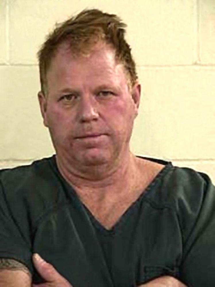 Thomas Markle Jr.'s Jan 2017 mug shot