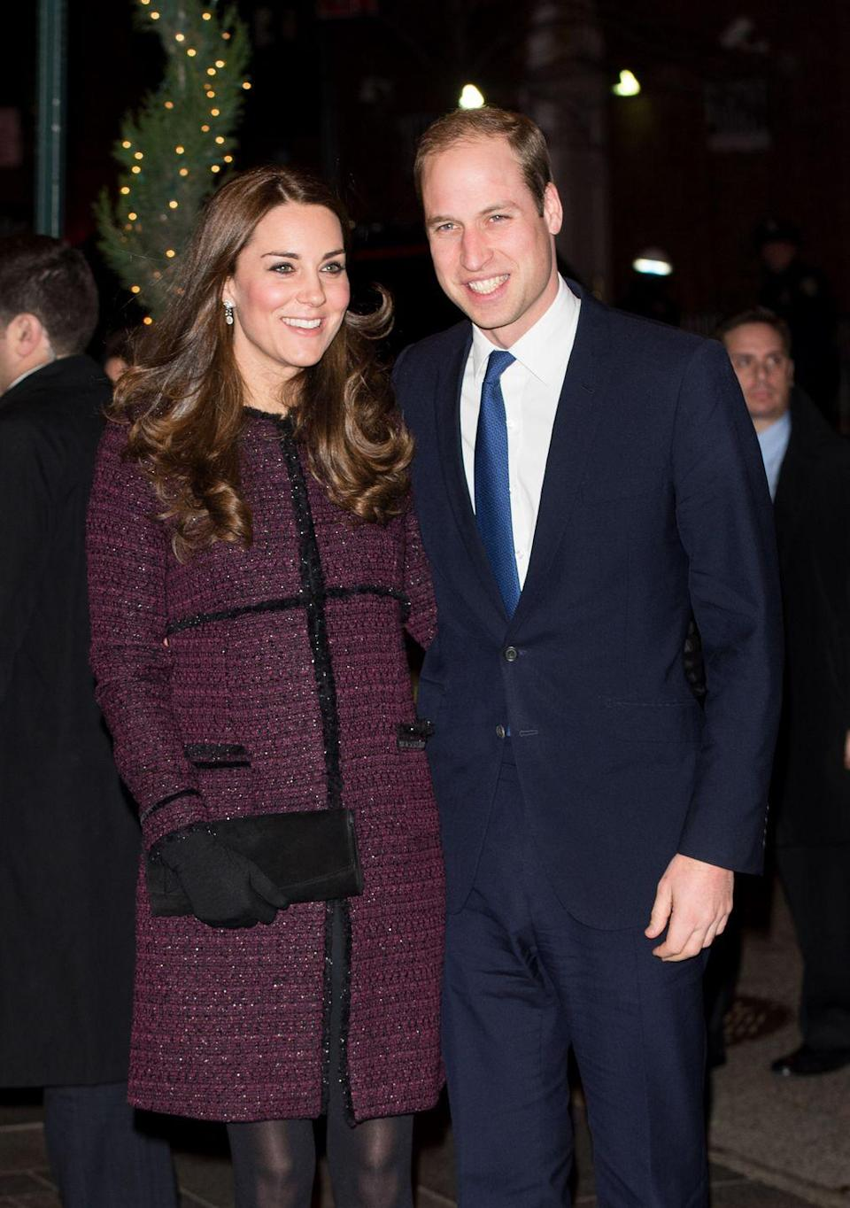 <p>Duchess Catherine and Prince William visit New York City during a whirlwind 3-day trip.</p>