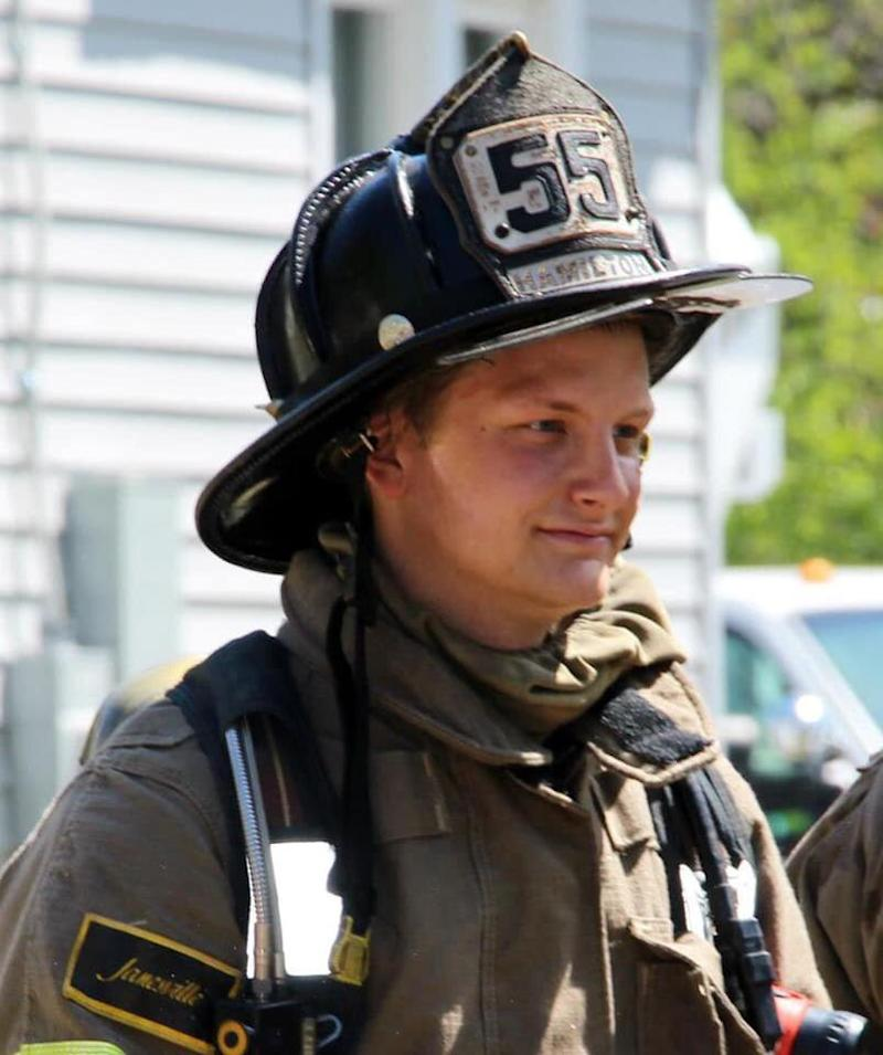 Beloved Firefighter Was Murdered in Ambush by Woman's Estranged Husband, Who Then Killed Himself