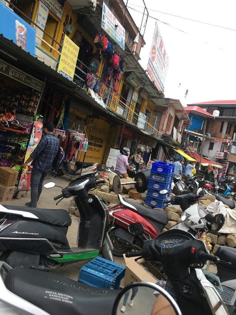 Shops are allowed to remain open as per HP guidelines.
