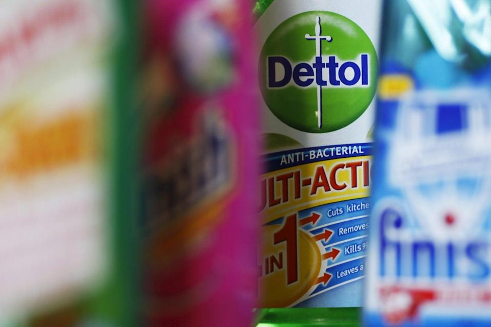 Consumer goods firm Reckitt is among companies due to report on July 27 (Stephen Hird/Reuters)