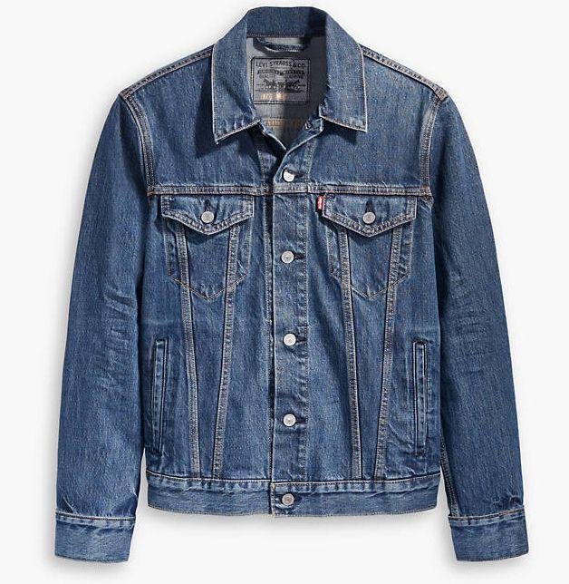 """<p><strong>Levi's</strong></p><p>levi.com</p><p><strong>$198.00</strong></p><p><a href=""""https://go.redirectingat.com?id=74968X1596630&url=https%3A%2F%2Fwww.levi.com%2FUS%2Fen_US%2Fapparel%2Fclothing%2Ftops%2Flevis-trucker-jacket-with-jacquard-by-google%2Fp%2F773810000&sref=https%3A%2F%2Fwww.esquire.com%2Flifestyle%2Fg19621074%2Fcool-fathers-day-gifts-ideas%2F"""" rel=""""nofollow noopener"""" target=""""_blank"""" data-ylk=""""slk:Buy"""" class=""""link rapid-noclick-resp"""">Buy</a></p><p>Refresh his outwear options with this jean jacket, which he can dress up for a night out or dress down for a laid back kind of Sunday. The twist is that it's a smart jacket, woven with Google tech to take commands and generally make life feel futuristic.</p>"""