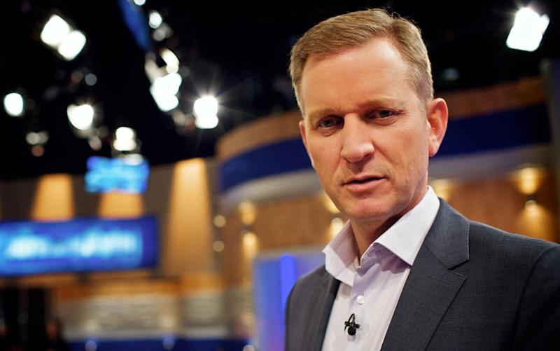 Jeremy Kyle is to return to television with a new programme after the cancellation of his show following the suicide of a participant, ITV has announced  - REX/Shutterstock