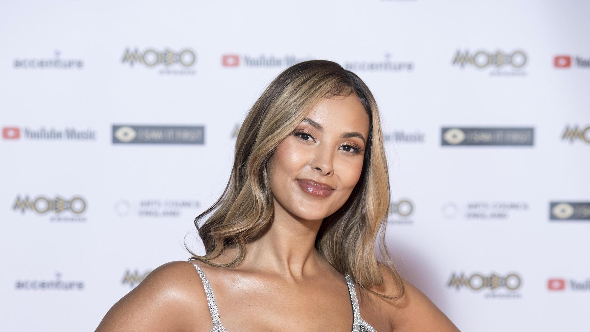 Maya Jama offers update on debut film role