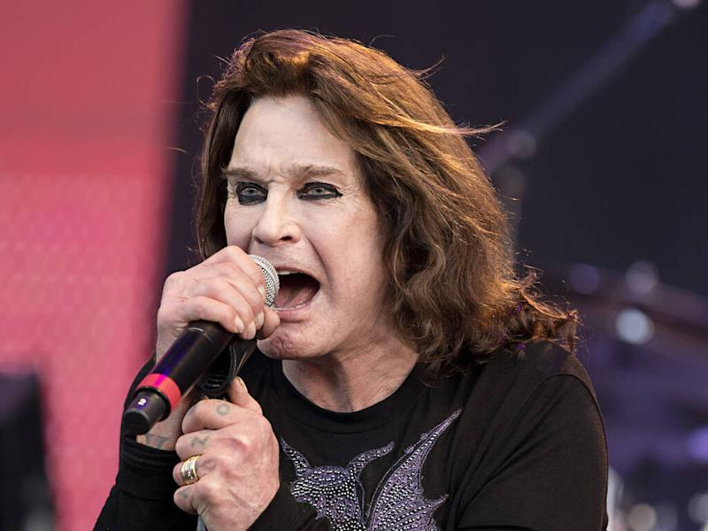 Ozzy Osbourne gave up on 'painful' sleeve tattoo plans