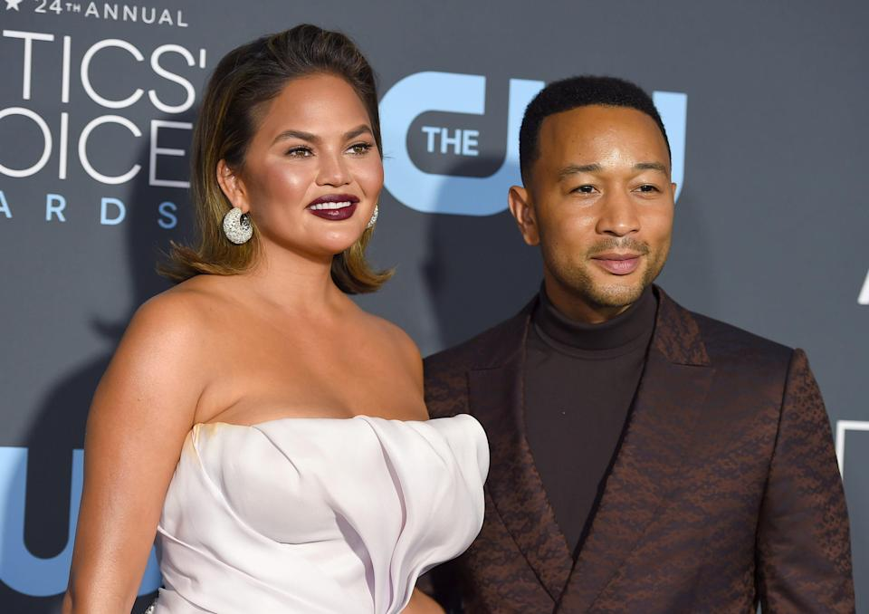 Chrissy Teigen and her husband John Legend are breaking their silence onbullying allegations levied by fashion designer Michael Costello.