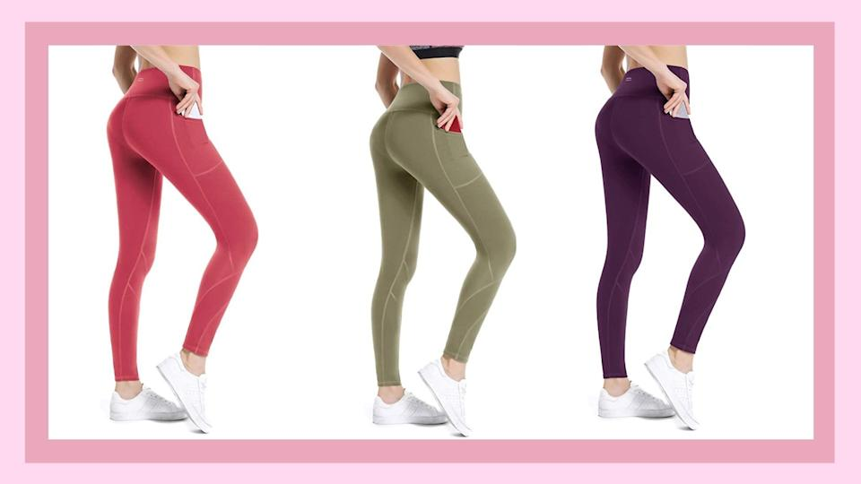 Along Fit High Waist Leggings  - Amazon from $25