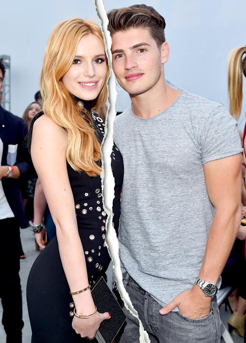 wie is Bella Thorne dating 2016