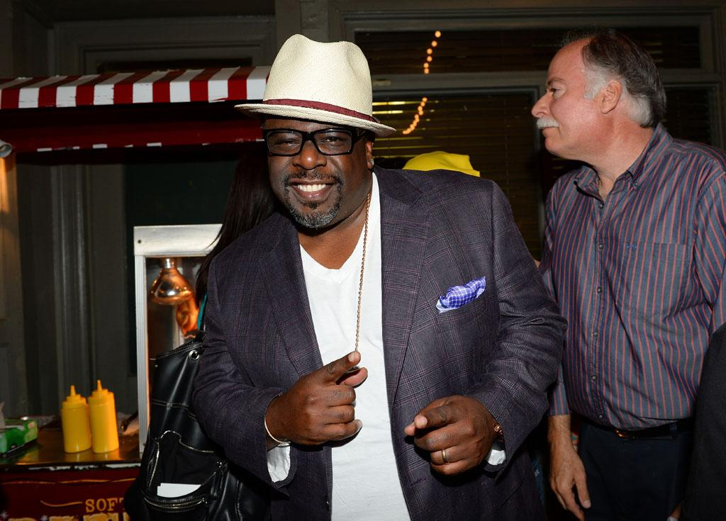 "Cedric the Entertainer attends the after party for TV Land's ""Hot in Cleveland"" Live Show on June 19, 2013 in Studio City, California."
