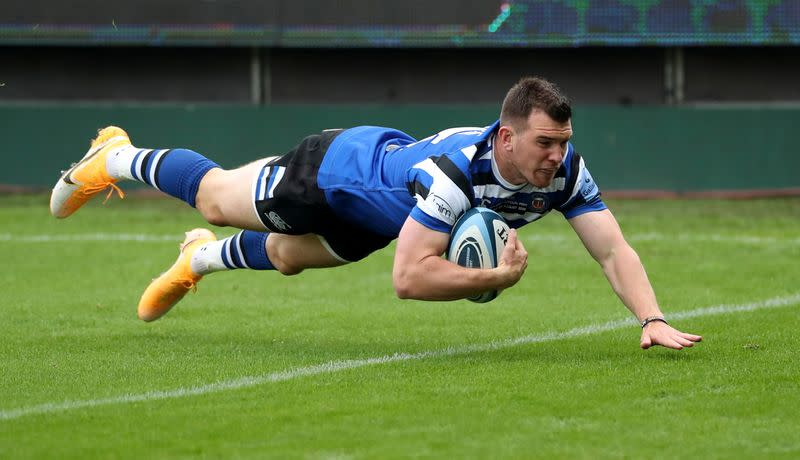 Scrumhalf Spencer left out of England training squad