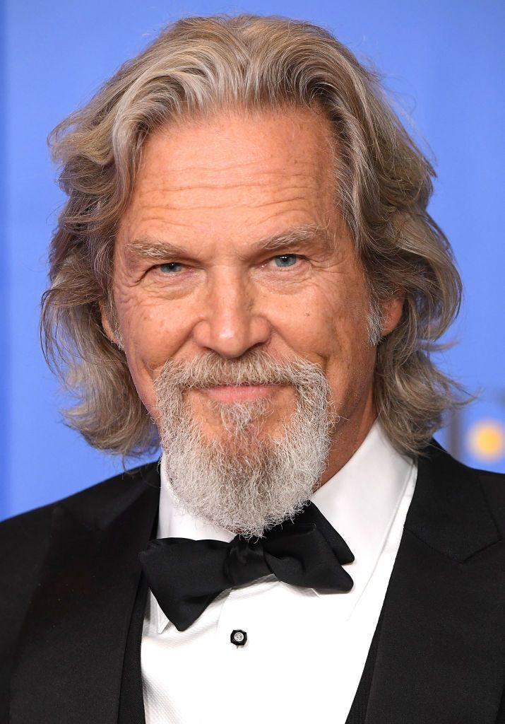<p>One of the great Hollywood beards around. You can hear that deep voice just looking at it.</p>