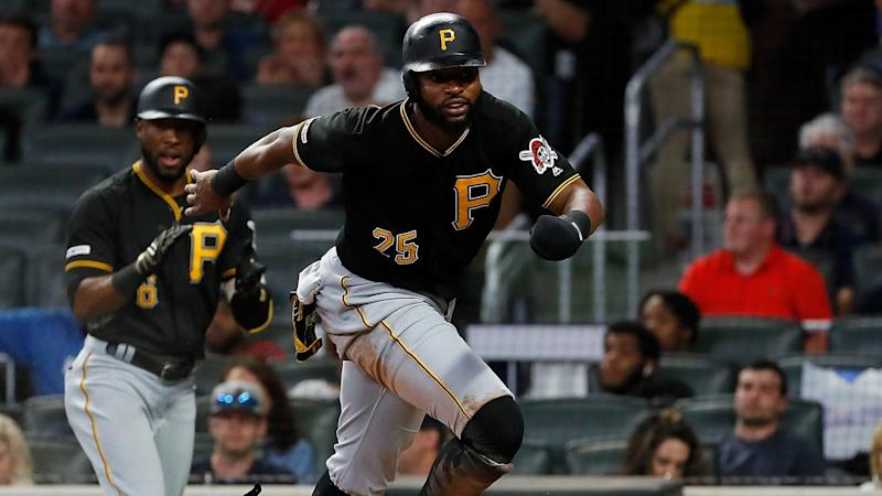 quality design 9e874 93179 Pirates place Gregory Polanco on 10-day injured list