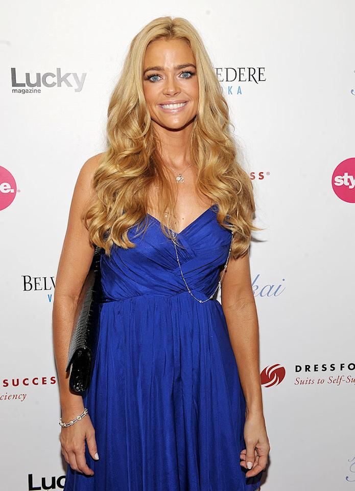 "Around the same time, Locklear's one-time best friend Denise Richards was splitting with husband Charlie Sheen, and was soon spotted with Sambora. Although tabloids accused Richards of breaking up Locklear's relationship, Denise insists she didn't start playing with the guitarist until both were single. She blamed the media scrutiny for their eventual breakup the following year. John Shearer/<a href=""http://www.wireimage.com"" target=""new"">WireImage.com</a> - July 29, 2009"