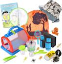 <p>Adventurers will get a kick out of this <span>Outdoor Explorer Kit &amp; Bug Catcher Kit</span> ($30, originally $42). With binoculars and magnifying glasses, they can inspect every inch of the backyard or park.</p>
