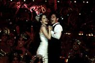 <p>Yes, <em>Moulin Rouge</em> gave us Lady Marmalade, Your Song and Come What May, but it also delivered a powerful punch in the romance department. Set in Paris, Christian is drawn to Satine, a cabaret singer. Satine is set to seduce the Duke, a rich man, in order to help save the Moulin Rouge. A case of mistaken identity leads to her falling in love with Christian. The two fall in love over song and hide their romance. During their love story, Satine hides that she is dying from tuberculosis. The Duke forces Satine to reject Christian in order to save his life. A rejected Christian eventually sneaks into the Moulin Rouge to sing their song together. After the curtain closes, Satine dies, but not before telling Christian to write their story.</p>