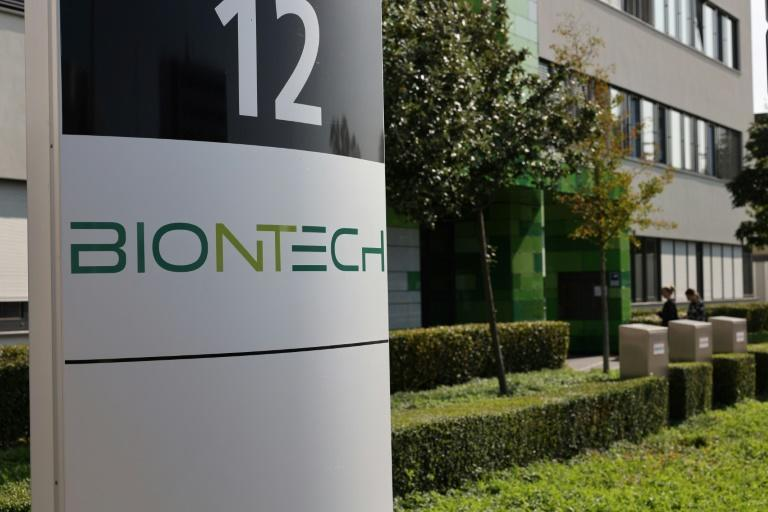 Biontech-Firmensitz in Mainz