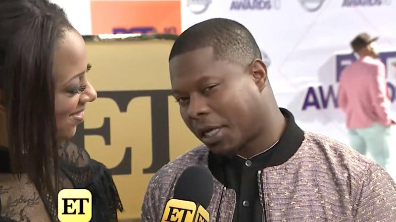 Jason Mitchell Defends Roseanne Barr At BET Awards