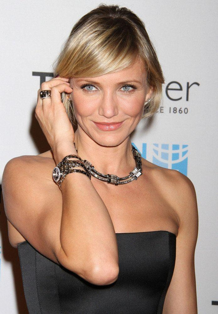 Cameron Diaz tuvo un <em>girl crush</em> con...