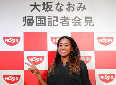 Osaka reaches Melbourne semis for first time