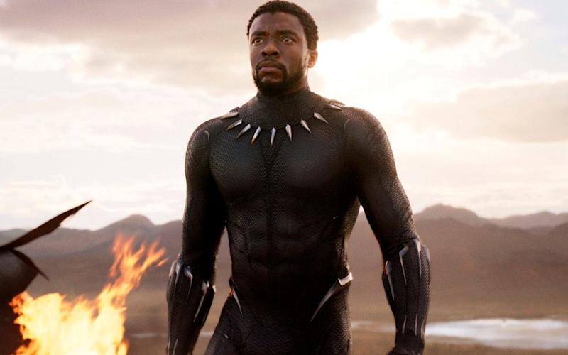 Cineworld's performance in the year-to-date was boosted by a strong film slate, including Black Panther - Film Stills