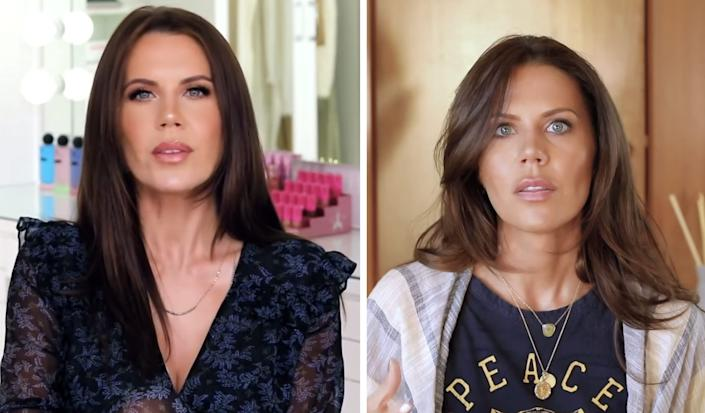 Tati Westbrook accused Jeffree Star and Shane Dawson of feeding her lies to try to destroy James Charles' career.