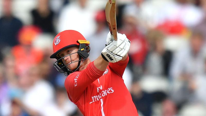 Lancashire and Nottinghamshire both win to remain unbeaten in Vitality Blast