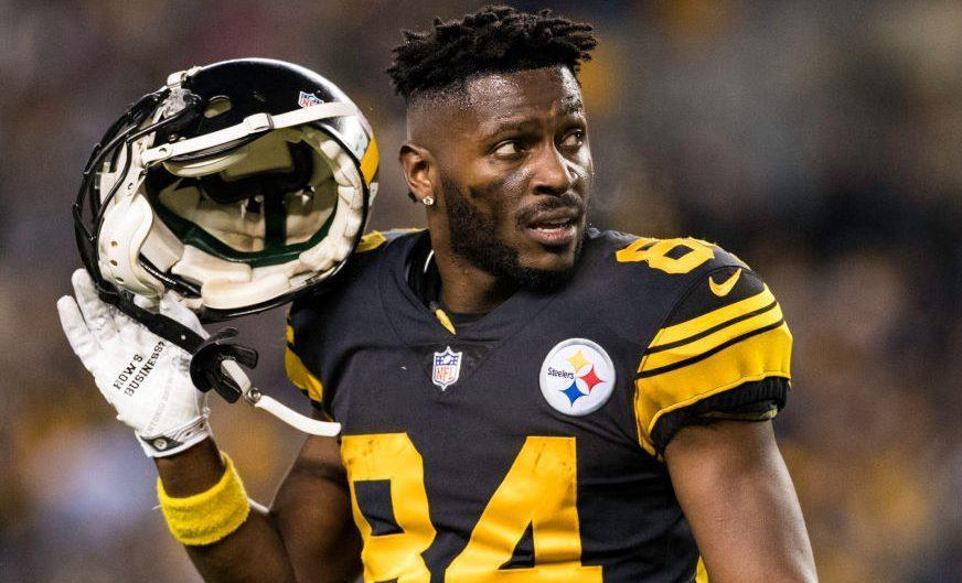 NFL sees no basis for Antonio Brown's effort to wear discontinued helmet