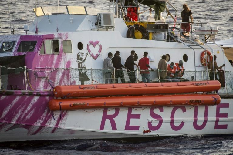 Salvini's party takes a hard line on migrants