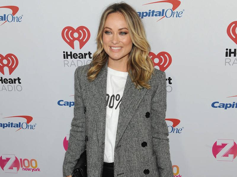 Olivia Wilde wears low-rise jeans so her 'gut can expand'