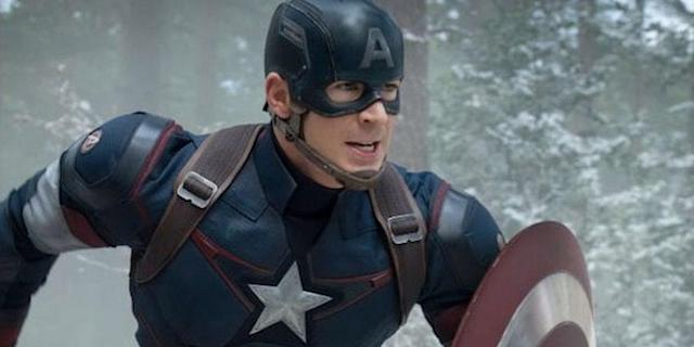 The Marvel family soon made Chris Evans feel at home, though (Image by Marvel Studios)