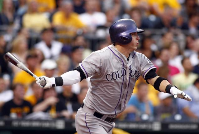 Mostly MLB Notes: Talking Corey Dickerson and a look around the league